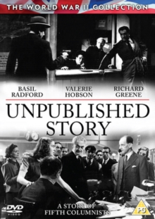 Unpublished Story, DVD  DVD