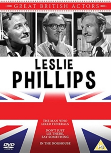 Great British Actors: Leslie Phillips, DVD DVD