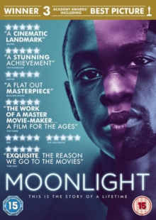 Moonlight, DVD DVD