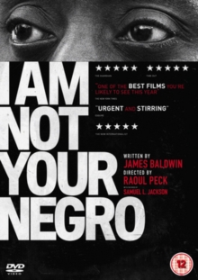 I Am Not Your Negro, DVD DVD