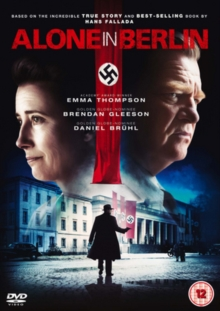 Alone in Berlin, DVD DVD