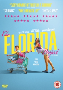 The Florida Project, DVD DVD