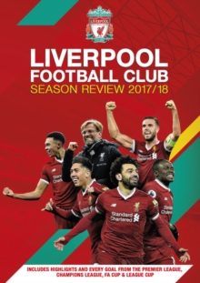 Liverpool FC: End of Season Review 2017/2018, DVD DVD