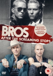 Bros: After the Screaming Stops, DVD DVD