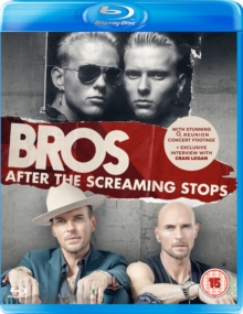 Bros: After the Screaming Stops, Blu-ray BluRay