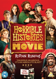 Horrible Histories the Movie - Rotten Romans, DVD DVD