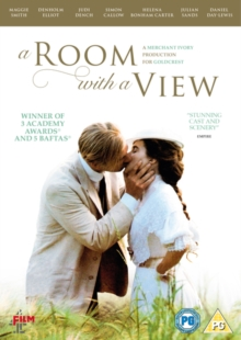 A   Room With a View, DVD DVD