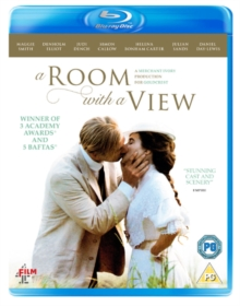 A   Room With a View, Blu-ray BluRay