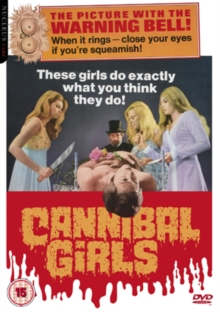 Cannibal Girls, DVD  DVD