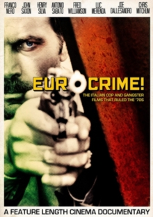 Eurocrime! The Italian Cop and Gangster Films That Ruled the '70s, DVD DVD