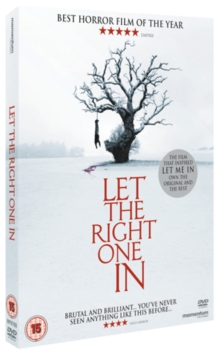 Let the Right One In, DVD  DVD