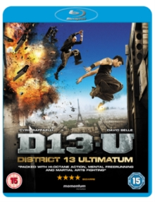District 13: Ultimatum, Blu-ray  BluRay