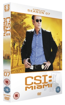 CSI Miami: The Complete Season 7, DVD  DVD