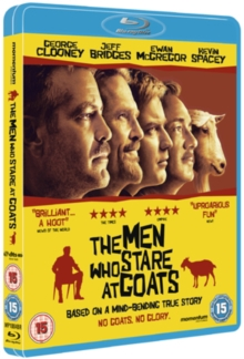 The Men Who Stare at Goats, Blu-ray BluRay
