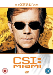 CSI Miami: The Complete Season 5, DVD  DVD