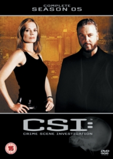 CSI - Crime Scene Investigation: The Complete Season 5, DVD  DVD