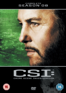 CSI - Crime Scene Investigation: The Complete Season 8, DVD  DVD