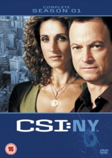 CSI New York: Complete Season 1, DVD  DVD