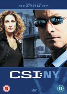 CSI New York: Complete Season 5, DVD  DVD