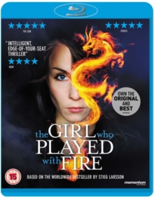 The Girl Who Played With Fire, Blu-ray BluRay