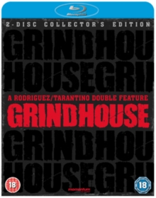 Grindhouse, Blu-ray  BluRay