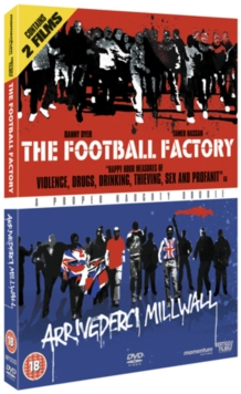The Football Factory/Arrivederci Millwall, DVD DVD