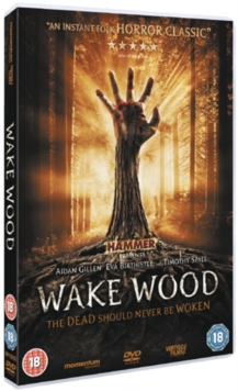 Wake Wood, DVD  DVD