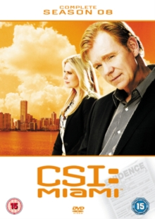 CSI Miami: The Complete Season 8, DVD  DVD