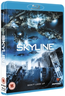 Skyline, Blu-ray  BluRay