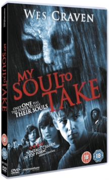 My Soul to Take, DVD  DVD