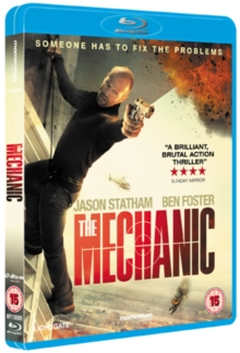 The Mechanic, Blu-ray BluRay