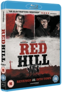 Red Hill, Blu-ray  BluRay