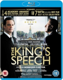 The King's Speech, Blu-ray BluRay