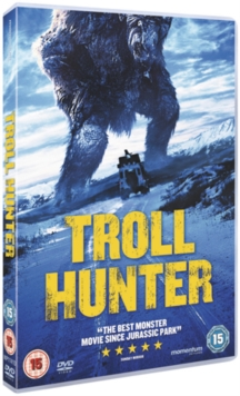 Troll Hunter, DVD  DVD