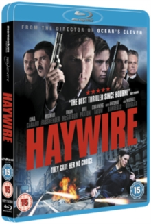 Haywire, Blu-ray  BluRay