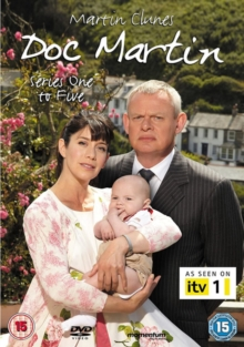 Doc Martin: The Complete Series 1-5, DVD  DVD