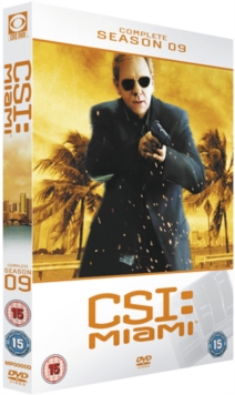 CSI Miami: The Complete Season 9, DVD  DVD