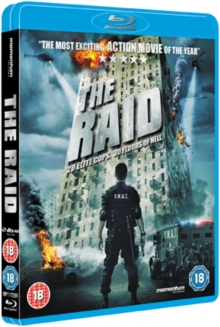 The Raid, Blu-ray BluRay