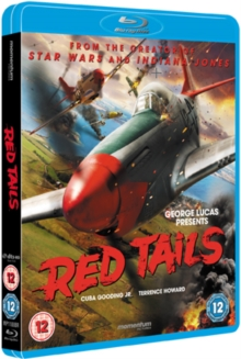 Red Tails, Blu-ray  BluRay