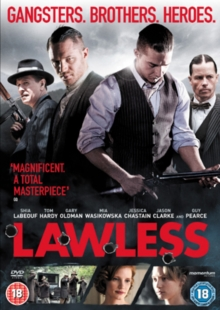 Lawless, DVD  DVD
