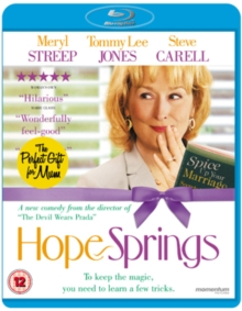 Hope Springs, Blu-ray  BluRay