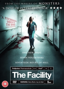 The Facility, DVD DVD