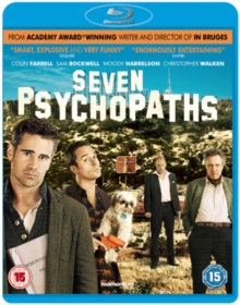 Seven Psychopaths, Blu-ray  BluRay