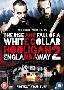 The Rise and Fall of a White Collar Hooligan 2: England Away, DVD DVD