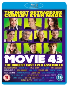 Movie 43, Blu-ray  BluRay