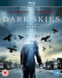Dark Skies, Blu-ray  BluRay