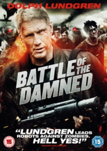Battle of the Damned, DVD  DVD