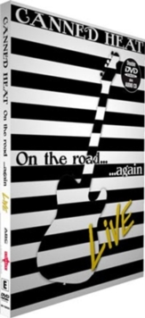 Canned Heat: On the Road... Again - Live, DVD  DVD