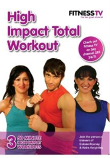 Fitness TV: High Impact Total Workout, DVD  DVD