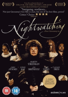 Nightwatching, DVD  DVD